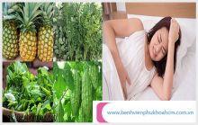 [TP.HCM] Top các thực phẩm gây sảy thai mẹ bầu cần tránh xa