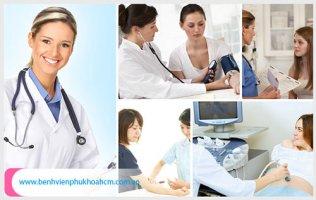 Siêu âm thai 8 tuần ở tphcm với bác sỹ chuyên khoa giỏi