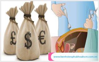 Tìm Hiểu Xem Mổ U Xơ Tử Cung Bao Nhiêu Tiền?